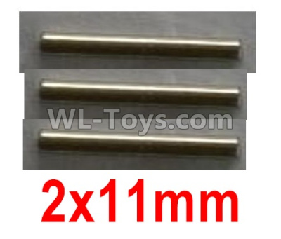Wltoys 10428-B2 RC Car Parts-Optical axis-2X11mm(3pcs)-10428-2.0332,Wltoys 10428-B2 Parts