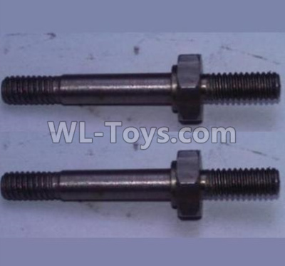 Wltoys 10428-B2 RC Car Parts-Fixed shaft for the Front shock absorber(2pcs)-K949-65,Wltoys 10428-B2 Parts