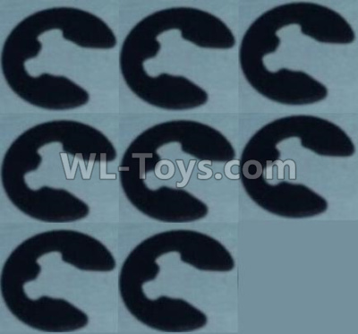 Wltoys 10428-B2 RC Car Parts-2E Shape Buckle(8pcs),Wltoys 10428-B2 Parts