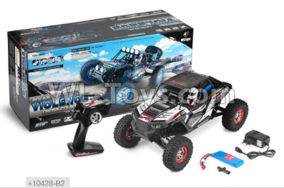 Wltoys 10428-B2 RC Car Wltoys 10428-B2 RC Car Parts-High speed 1:10