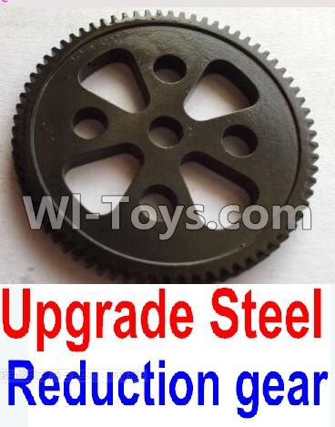 Wltoys 10428-A Car Parts-The first level Upgrade Stell Reduction gear,Wltoys 10428-A Parts