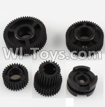 Wltoys 10428-A Car Parts-The reduction Gear,Wltoys 10428-A Parts