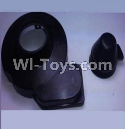 Wltoys 10428-A Car Parts-The Upper Reduction gear cover,Wltoys 10428-A Parts