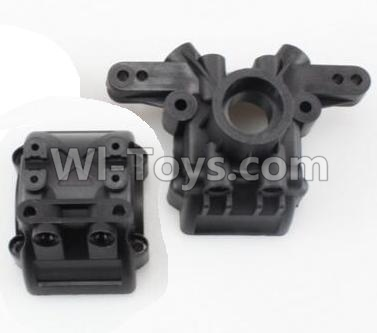 Wltoys 10428-B RC Car Parts-Front Gear Box,Wltoys 10428-B Parts