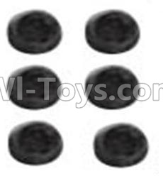 Wltoys 10428-B RC Car Parts-A929-91 Jimi Screws Parts-M3X3-Black zinc plated(6PCS),Wltoys 10428-B Parts