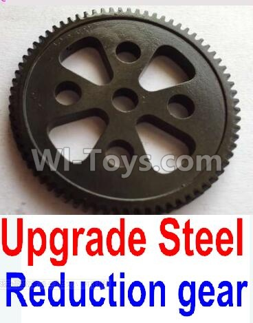 Wltoys 10428-B RC Car Parts-The first level Upgrade Stell Reduction gear,Wltoys 10428-B Parts