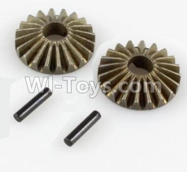 Wltoys 10428-B RC Car Parts-Differential gear Parts(2pcs),Wltoys 10428-B Parts