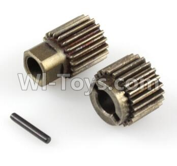 Wltoys 10428-B RC Car Parts-The Second Level Reduction gear for the The first gear position(1pcs) & The Second Level Reduction gear for the The first gear position(1pcs)