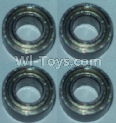 Wltoys 10428-B RC Car Bearing Parts(3X6X2.5)-4pcs,Wltoys 10428-B Parts
