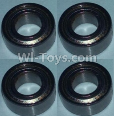 Wltoys 10428-B RC Car Bearing Parts(4X8X3)-4pcs,Wltoys 10428-B Parts