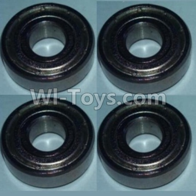 Wltoys 10428-B RC Car Bearing Parts(5X13X4)-4pcs,Wltoys 10428-B Parts