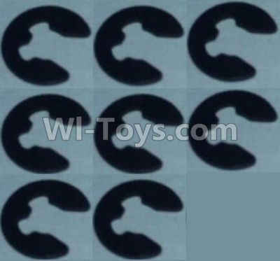 Wltoys 10428-B RC Car Parts-2E Shape Buckle Parts(8pcs),Wltoys 10428-B Parts