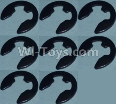Wltoys 10428-B RC Car Parts-4E Shape Buckle Parts(8pcs),Wltoys 10428-B Parts