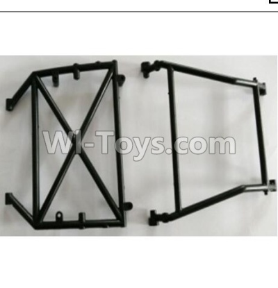Wltoys 10428-B RC Car Parts-0317 Middle Rollcage A,B,Wltoys 10428-B Parts