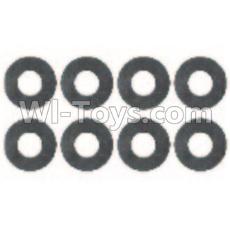 Wltoys 10428-B RC Car Parts-0323 Flat Washer(8pcs)-6x9.5x1.5mm,Wltoys 10428-B Parts