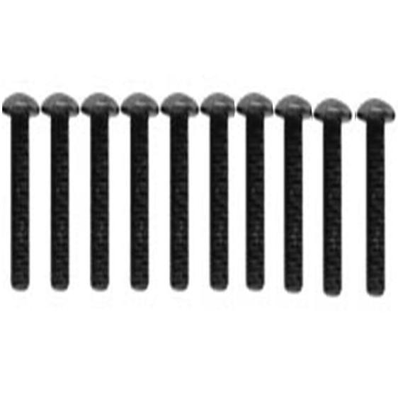 Wltoys 10428-C RC Car Parts-321 Pan head inner hexagon Screws Parts-M2.5X16-(10pcs),Wltoys 10428-C Parts