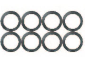 Wltoys 10428-C RC Car Parts-324 Flat Washer(8pcs)-10x14x0.5mm,Wltoys 10428-C Parts