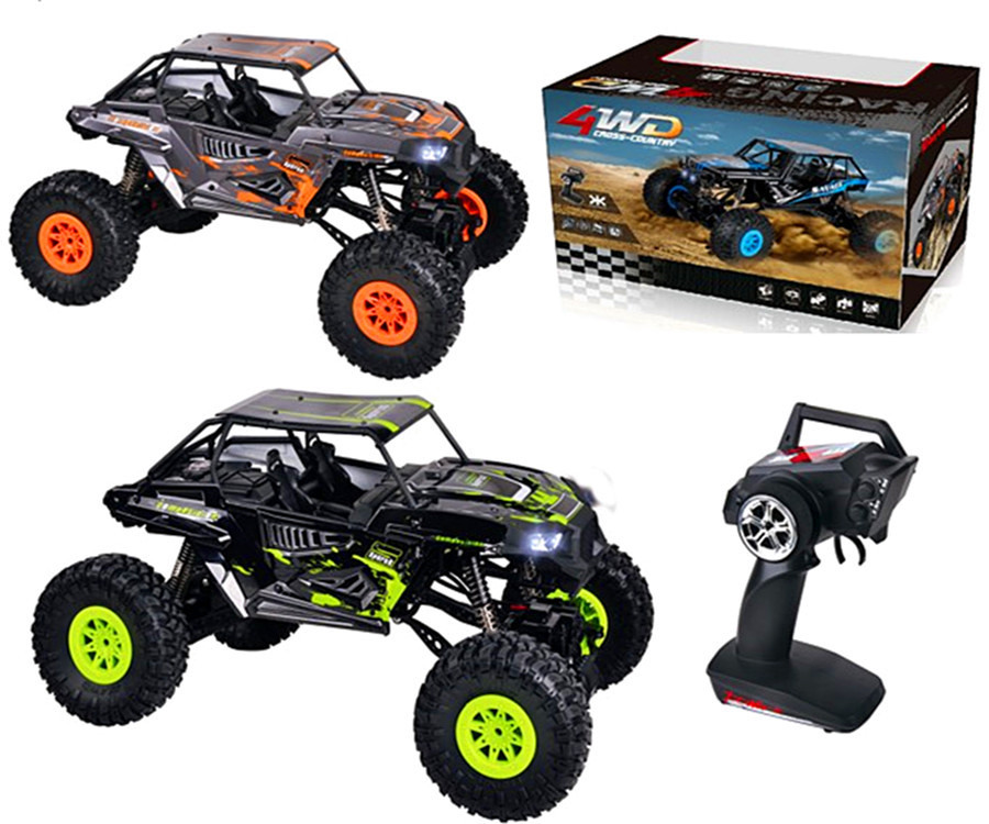 Wltoys 10428-E RC Car Wltoys 10428-E RC Car Parts-1/10 1:10 Wltoys-Car-All 4WD Electric Rock Brushed Crawler Vehicle Outdoor Toy