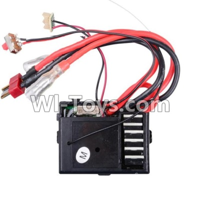 Wltoys 12401 RC Car Parts-Receiver board Parts,Circuit board-12401-0224,Wltoys 12401 Parts