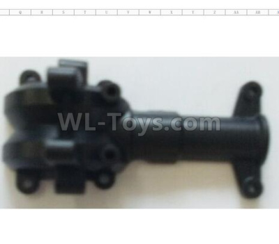 Wltoys 124012 RC Car Parts-Front gear box cover Parts-124011.0954,1/12 Wltoys 124012 Parts
