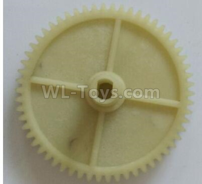 Wltoys 124012 RC Car Parts-58T reduction gear Parts-124011.0956,1/12 Wltoys 124012 Parts
