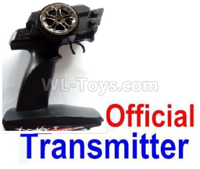 Wltoys 124012 RC Car Parts-Transmitter Parts,Remote Control-V2-12429-12429.1176 ,1/12 Wltoys 124012 Parts