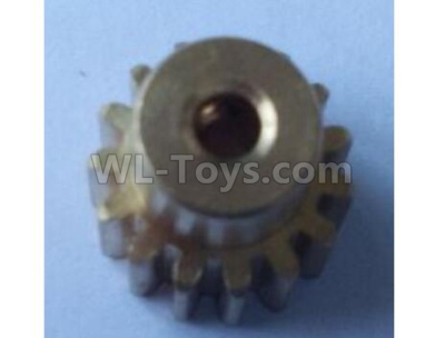 Wltoys 124012 RC Car Parts-Motor Gear Parts(1pcs)-124011.0982,1/12 Wltoys 124012 Parts