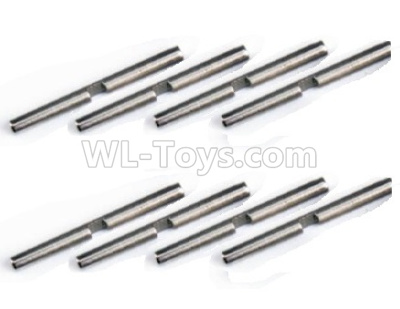 Wltoys 124012 RC Car Parts-Differential shaft Parts(1.5x16.5mm)-10pcs-12428.0073,1/12 Wltoys 124012 Parts