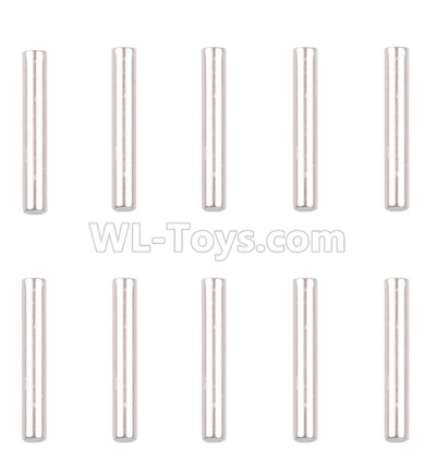 Wltoys 124012 RC Car Parts-Positioning pin Parts,Axis Pin(1.5X10mm)-10pcs-12428.0072,1/12 Wltoys 124012 Parts