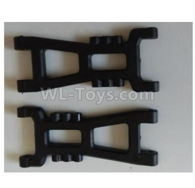 Wltoys 124012 RC Car Parts-Front Lower swing arm Parts(2pcs)-124012.1195,1/12 Wltoys 124012 Parts