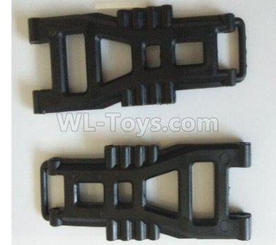 Wltoys 124012 RC Car Parts-Rear Lower Swing Arm Parts(2pcs)-124012.1197,1/12 Wltoys 124012 Parts