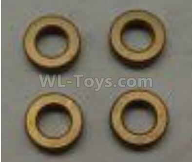 Wltoys 124012 RC Car Parts-Oil bearing set Parts(4pcs-5x9x3mm)-L959-45,1/12 Wltoys 124012 Parts