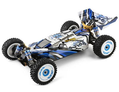 Wltoys 124017 RC Truck,Wltoys 1/12 RC Racing Vehicle 4WD Alloy 60km/h High Speed RC Buggy Electric RC Car