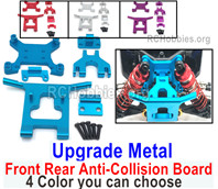 Wltoys 124018 Front and rear anti-collision group. 124018.1840. 4 Color you can choose.