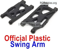 Wltoys 124019 Swing Arm Parts. 124019.1250. Total 2pcs. The Material is plastic.