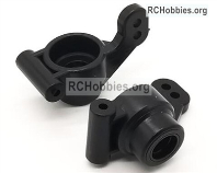 Wltoys 124019 Rear Wheel seat unit Parts. 124019.1252. Total 2pcs. The Material is plastic.