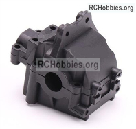 Wltoys 124019 Gear box Cover Parts.124019.1254. It include the Upper and Lower Covers. The Material is plastic.