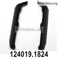 Wltoys 124019 Bottom protection group Parts. 124019.1824. Total 2pcs.