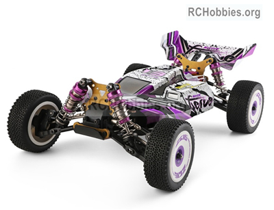 Wltoys 124019 RC Truck,Wltoys 1/12 RC Racing Vehicle 4WD Alloy 60km/h High Speed RC Buggy Electric RC Car