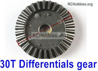 Wltoys 124019 30T Differentials gear Parts. 124019.1153. Hardware.