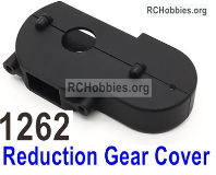 Wltoys 124019 Reduction Gear Cover Parts. 124019.1262. It include the Upper and Lower Cover.