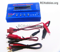 Wltoys 124019 Upgrade B6 Balance charger Parts. It can charger 2S 7.4v or 3S 11.1V Battery.
