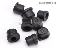 Wltoys 124019 Shaft Sleeve Parts for the Front and Rear swing arm-8pcs-124019.1267
