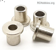 Wltoys 124019 Flange bushing Parts. 124019.1295. The size is 6X5.2mm. Total 4pcs.