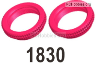 Wltoys 124019 Adjustment ring assembly Parts. 124019.1830. The size is 17x5mm. Total 2pcs.