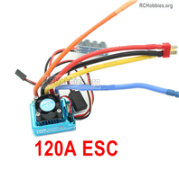 Wltoys 124019 Upgrade ESC Board Parts. 120A current.