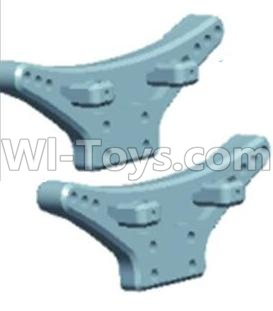 Wltoys 12403-0221 shockproof board,Shock Absorbers board(2pcs),Wltoys 12403 Parts