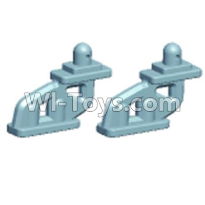 Wltoys 12404 0248 Tail wing support column Parts-(2pcs),Wltoys 12404 Parts