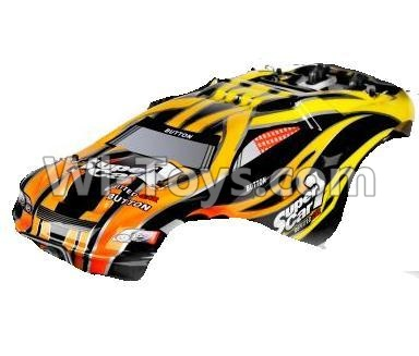 Wltoys 12404 0302 Off-road car shells,Car canopy,Shell cover,Shell cover,Wltoys 12404 Parts