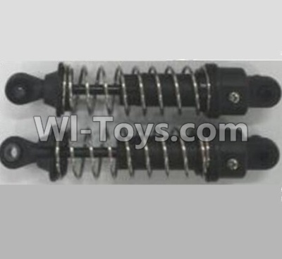 Wltoys 12404 A303-40 Plastic Shock absorber assembly Parts-(2pcs)-Short,Wltoys 12404 Parts